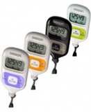 OMRON STEP COUNTER DUAL SENSOR HJ 203-P