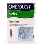 ONE TOUCH SELECT SIMPLE 25'S STRIPS